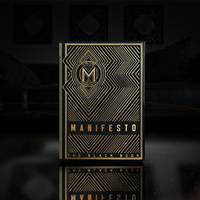 Branded Manifesto Gold Deck Image